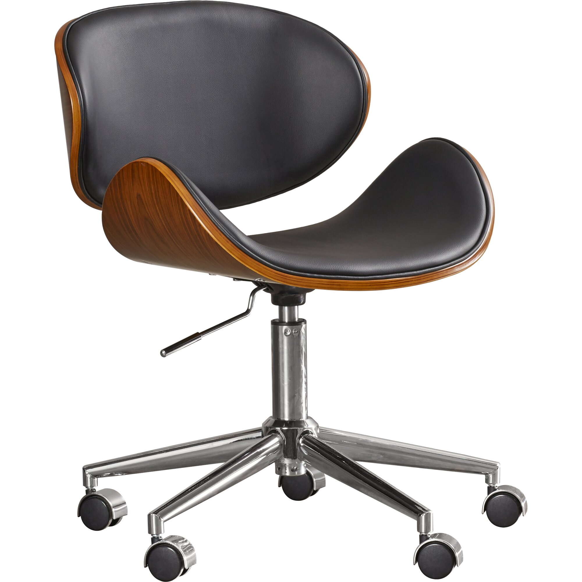 Tan leather office chair -  Fresh Tan Leather Office Chair
