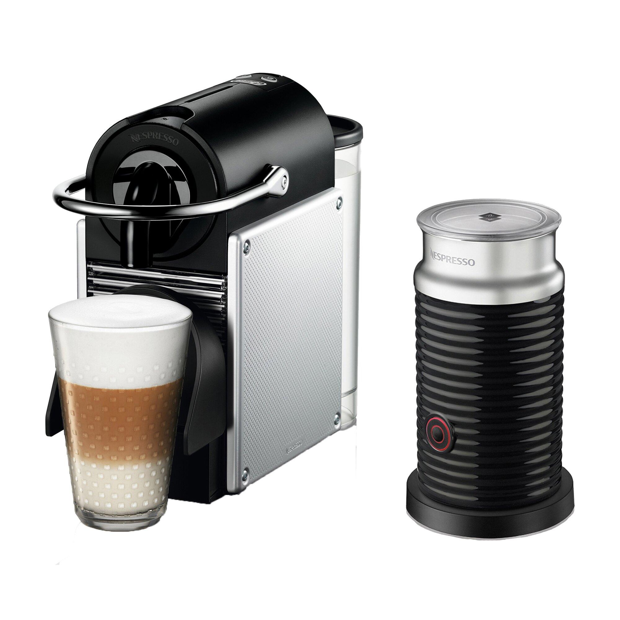 DeLonghi Nespresso Inissia Single-Serve Espresso Machine ...