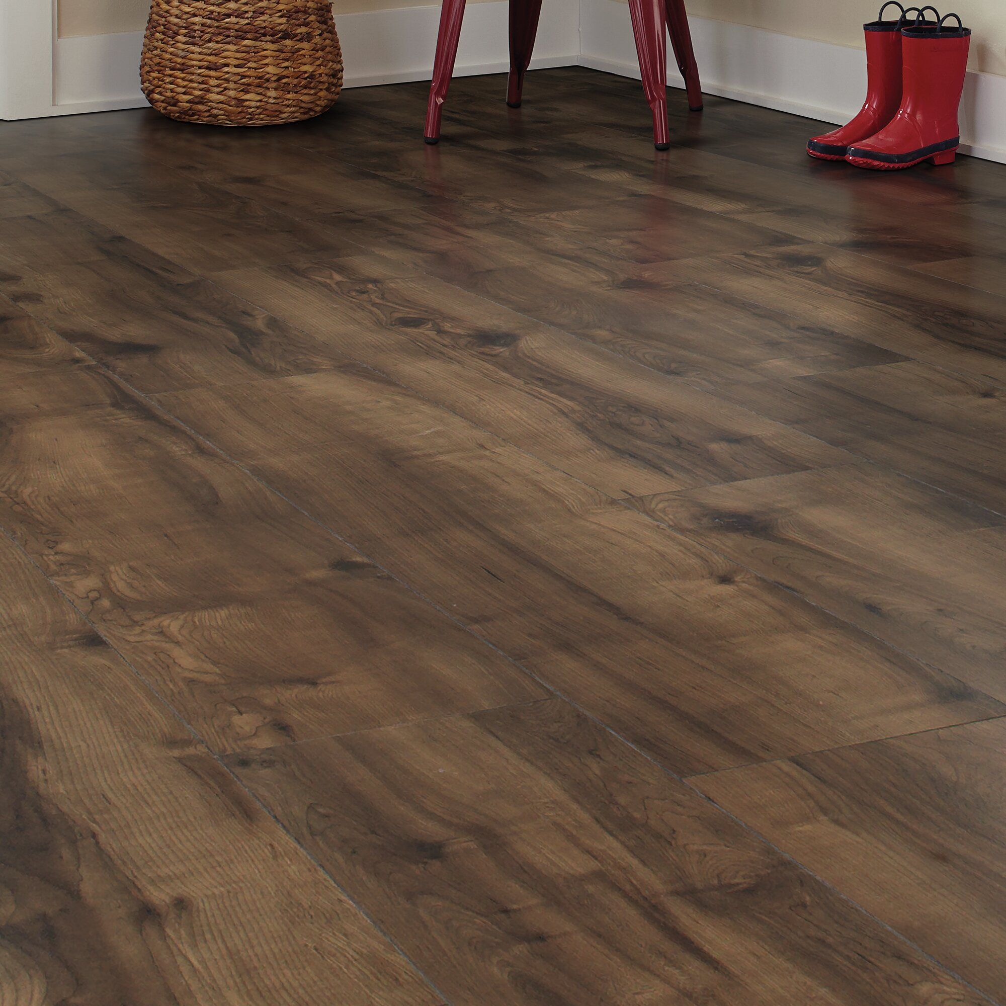 Maple Laminate Flooring maple laminate flooring plan Cashe Hills 8 X 47 X 787mm Maple Laminate In Chocolate