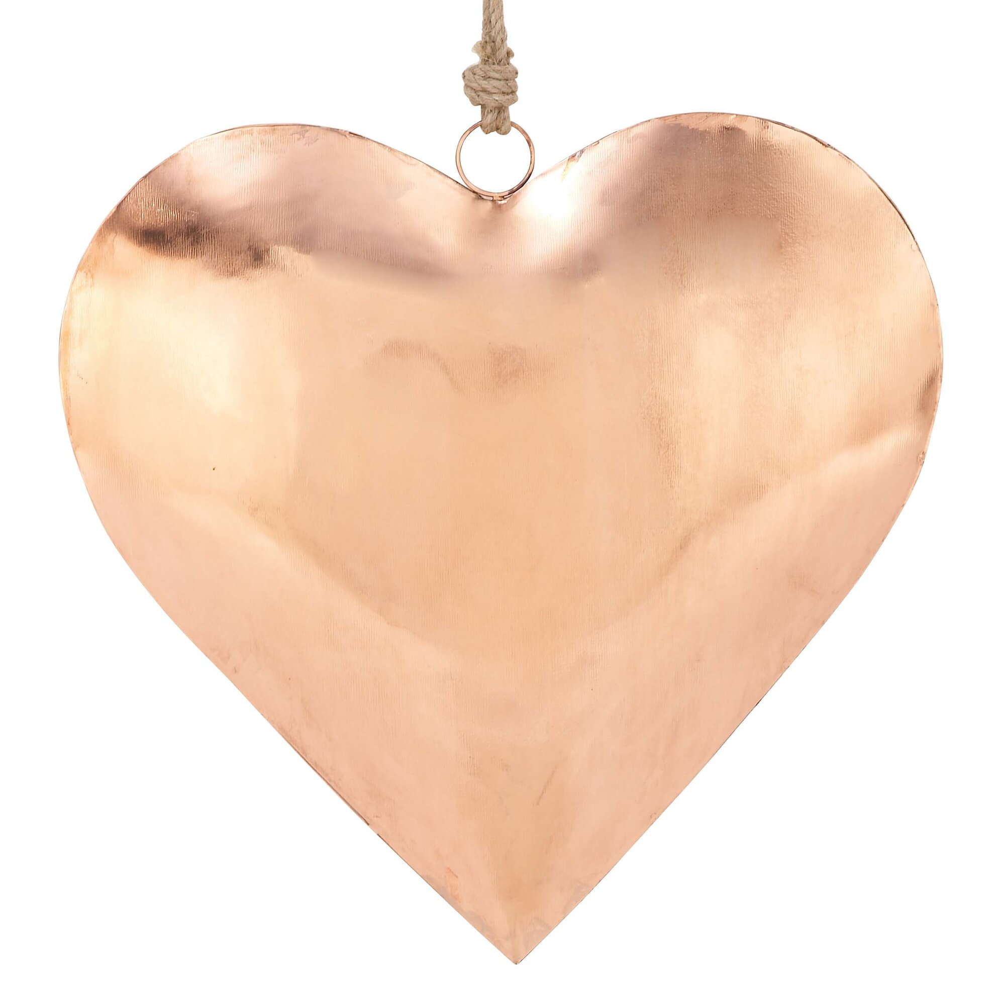 Outstanding Metal Heart Wall Decor Composition - The Wall Art ...