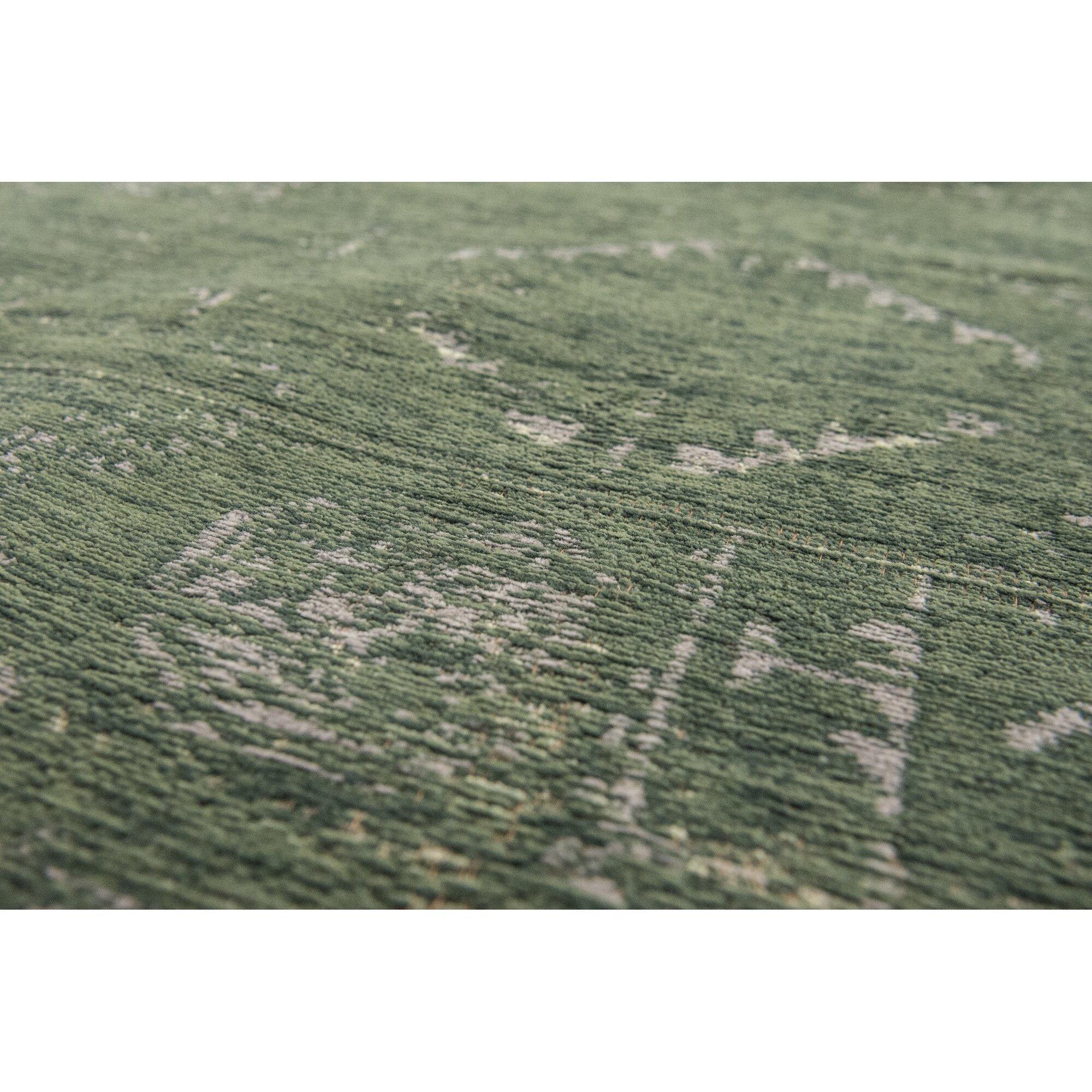 Caracella Teppich Fading World in DunkelgrünGrau  Wayfairde