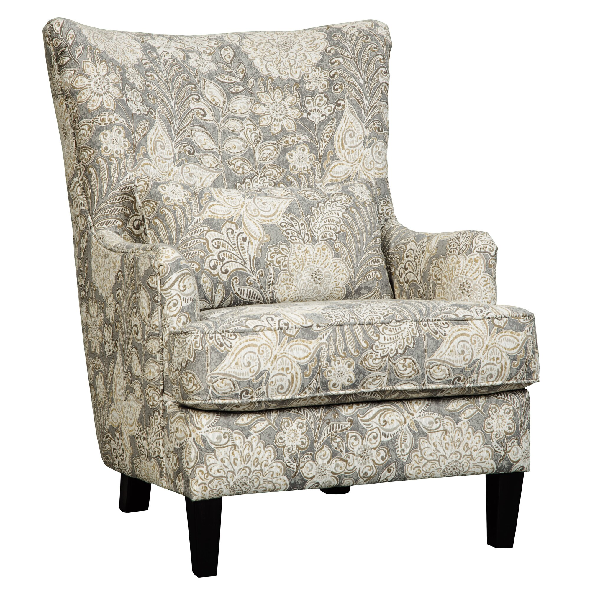 Benchcraft Avelynne Wing Back Chair & Reviews