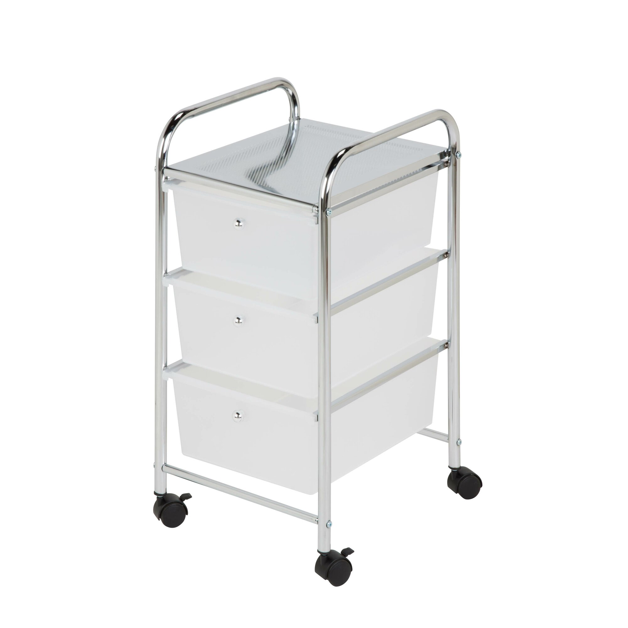 ... 3 Drawer Plastic Storage Tower Unit Tier ...