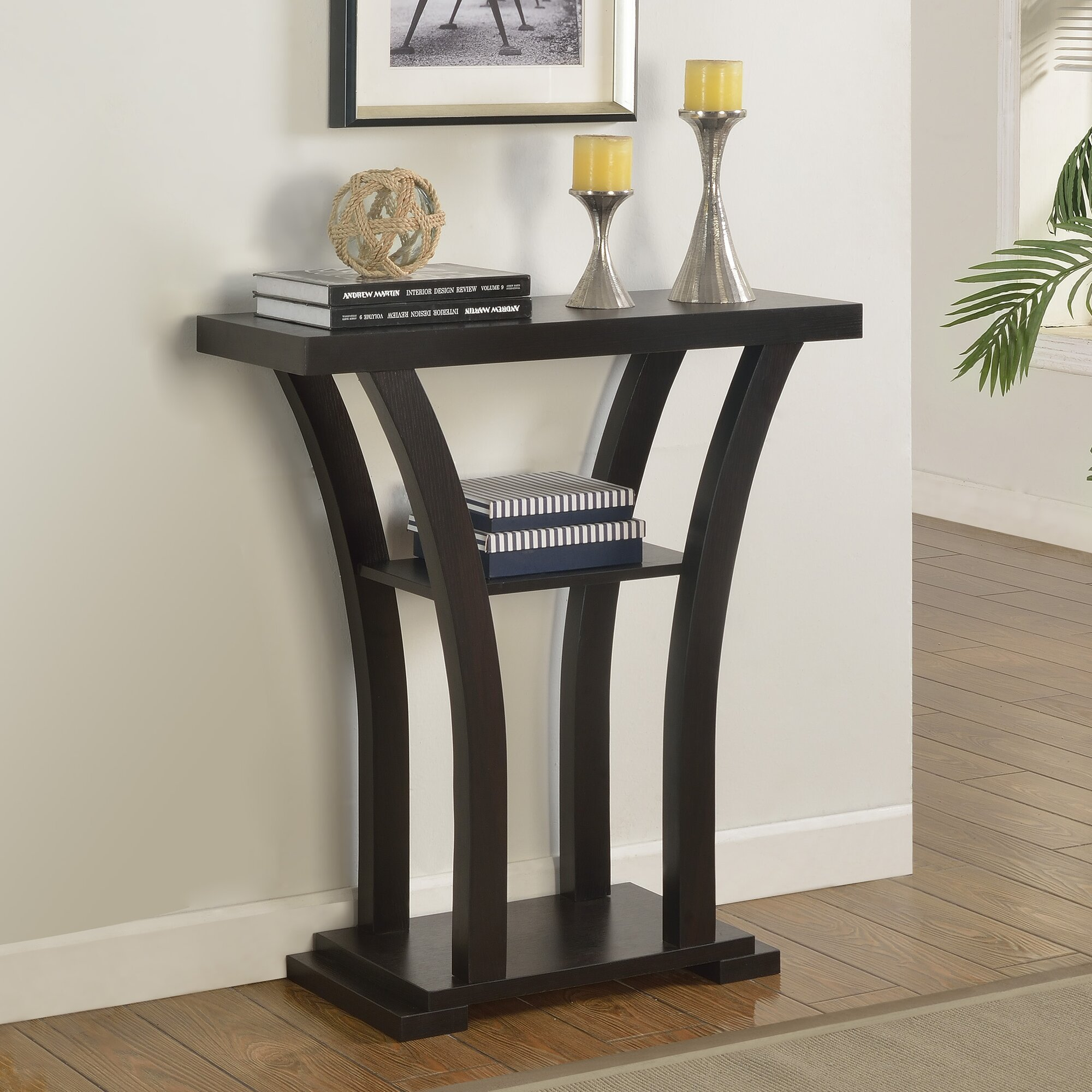 Contemporary console table - Jacquelyn Console Table