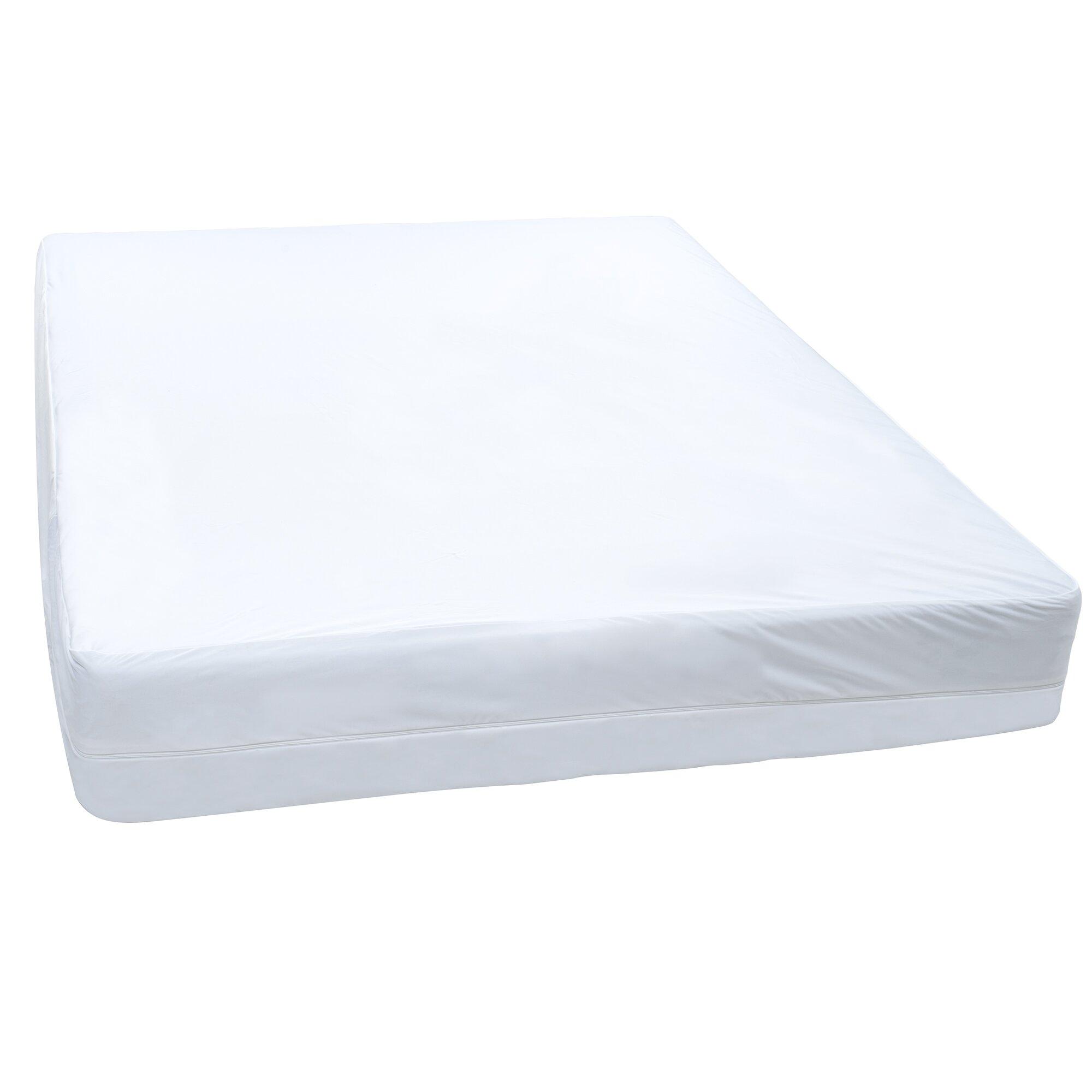 bed bug box spring waterproof mattress protector