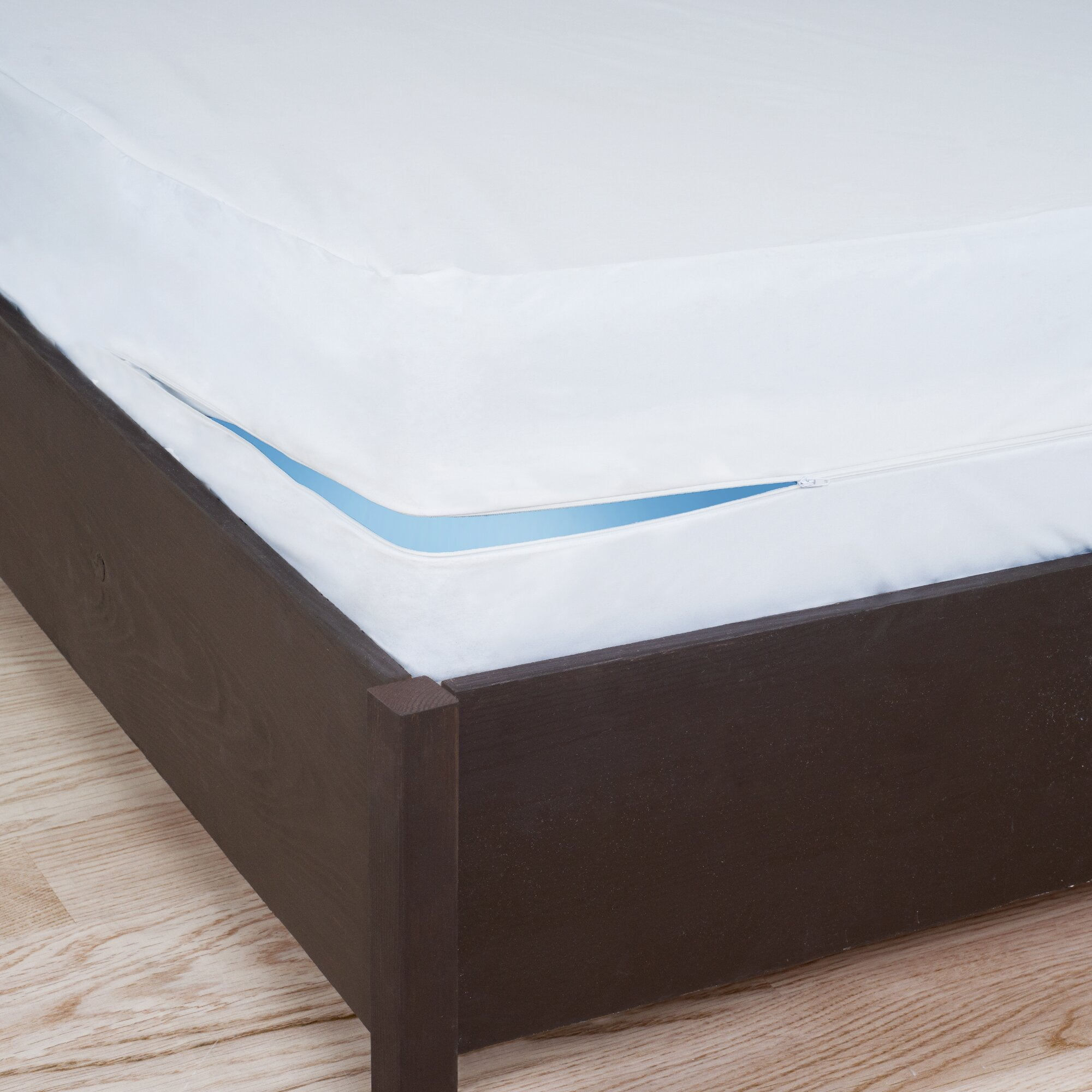 bed bug box spring waterproof mattress protector