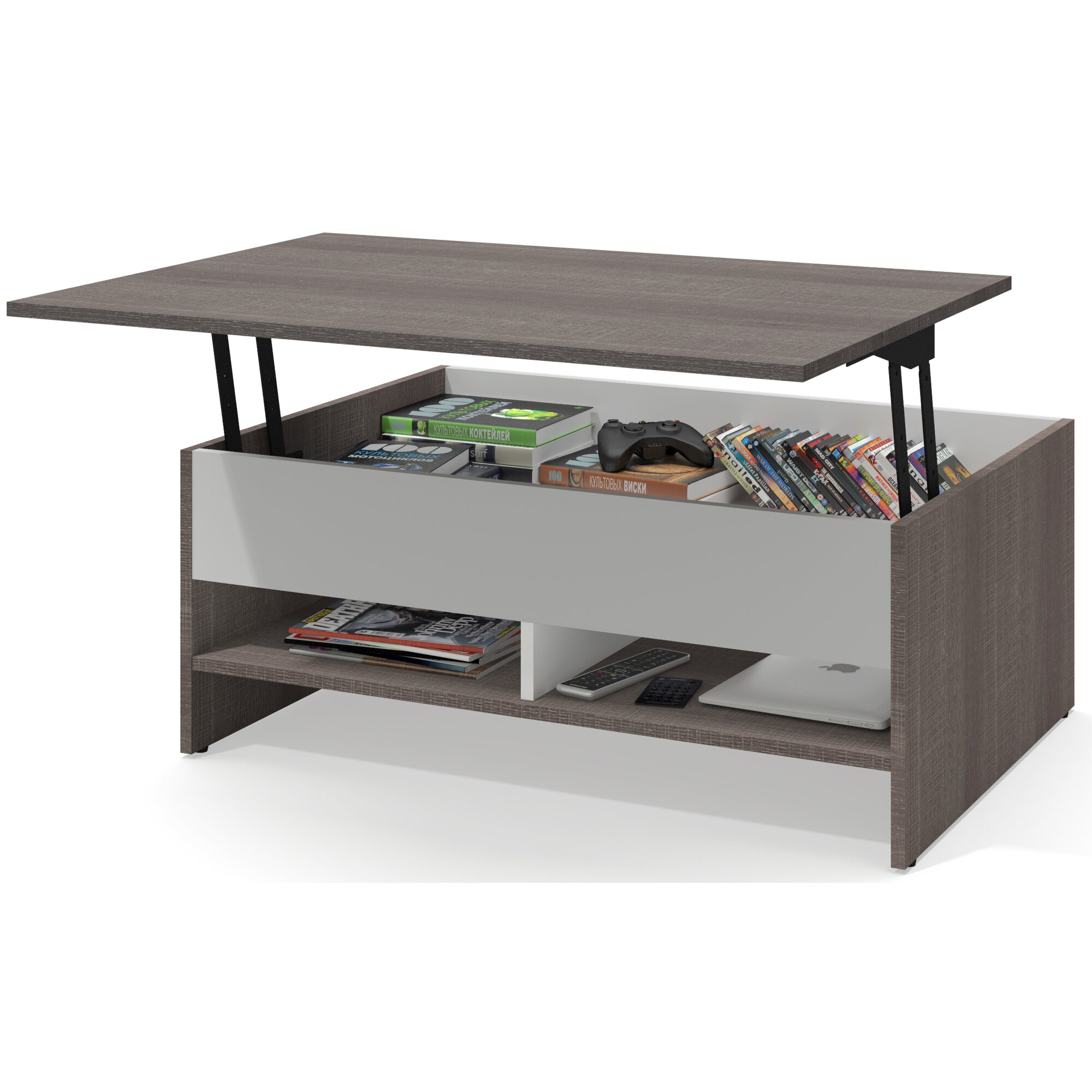 Latitude Run Frederick Storage Coffee Table with Lift Top  : FrederickStorageCoffeeTablewithLiftTop from www.wayfair.ca size 2000 x 2000 jpeg 244kB