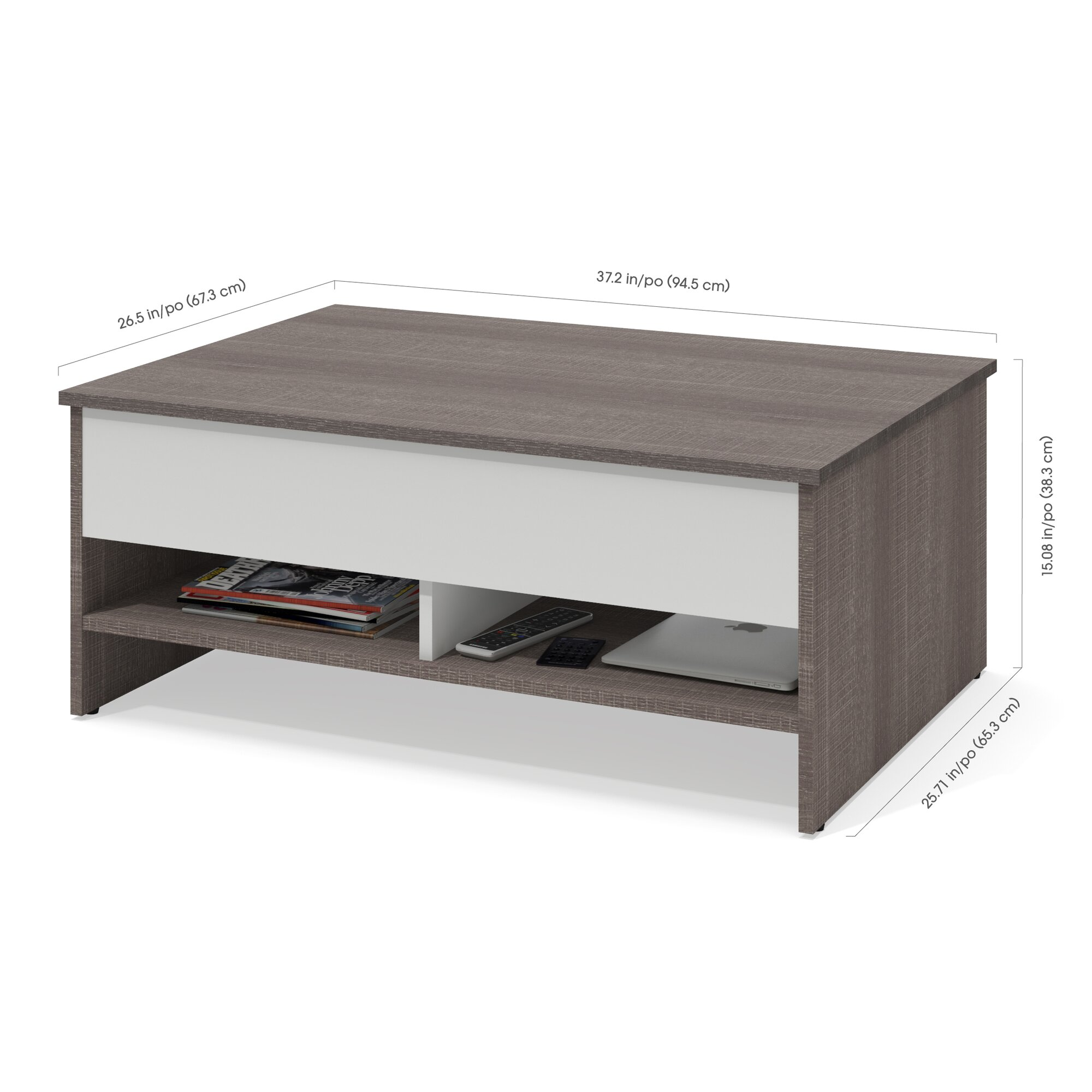 Where To Buy Lift Top Coffee Tables With Storage: Frederick Storage Coffee Table With Lift Top & Reviews