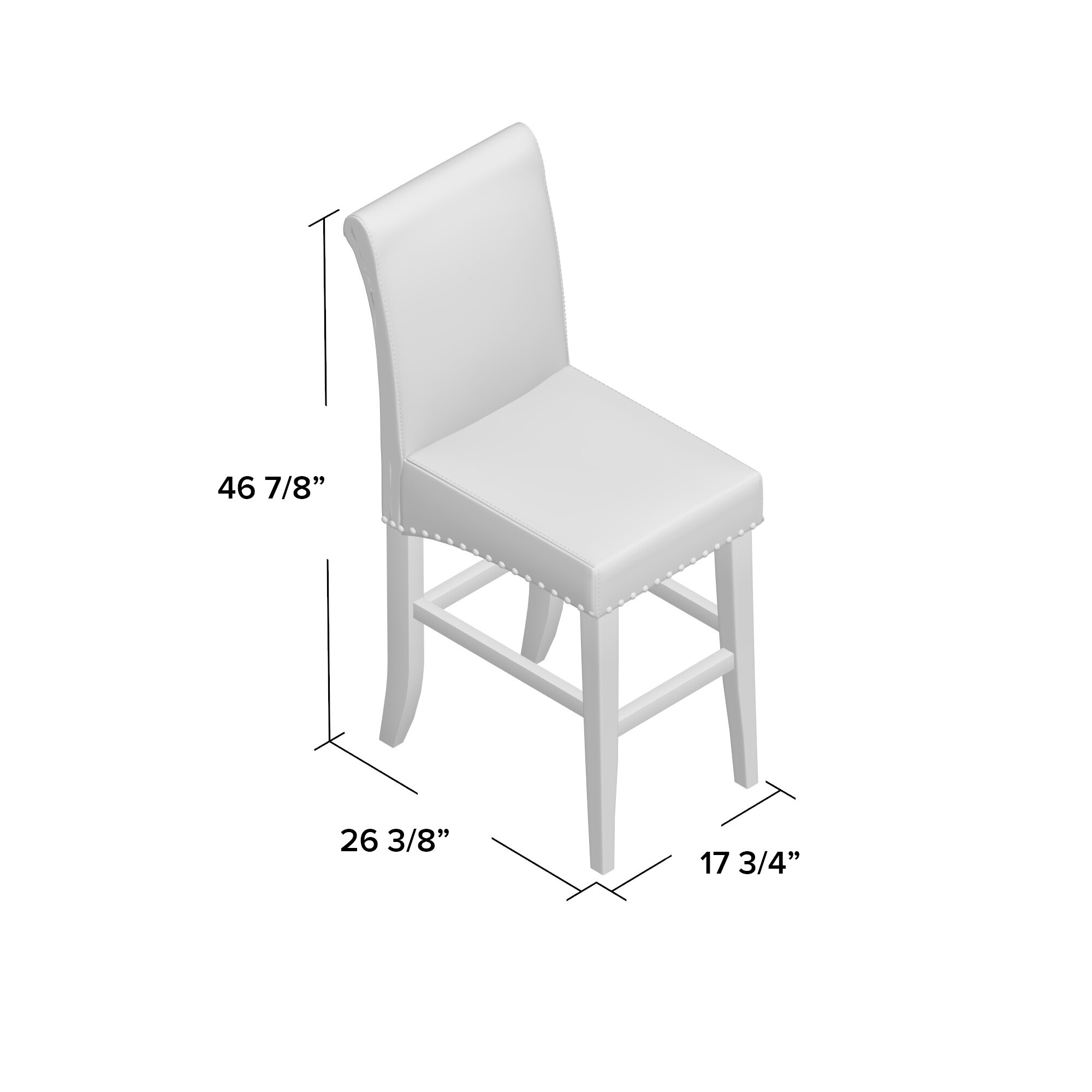 Alcott Hill Shaws 30 Quot Bar Stool With Cushion Amp Reviews