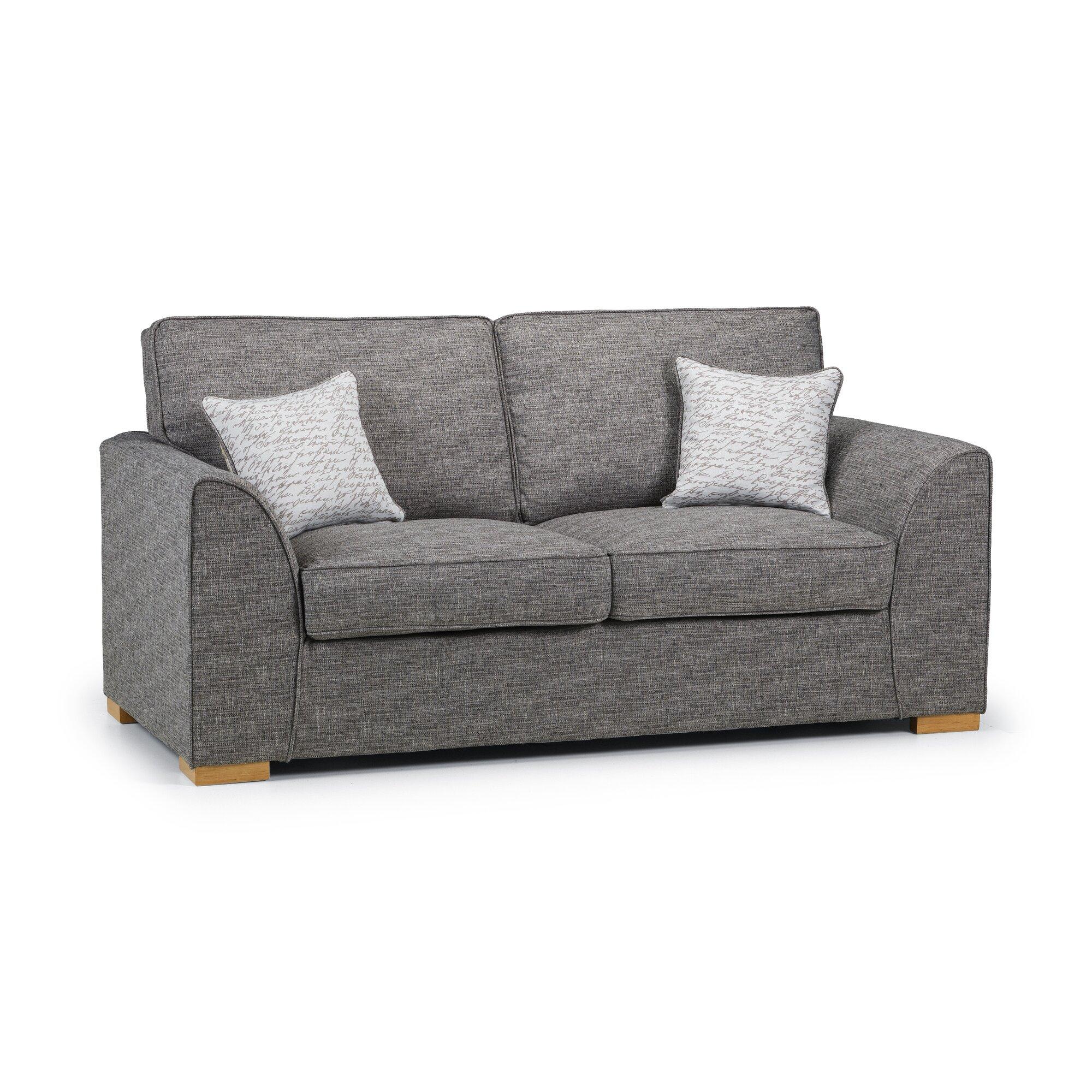 sch ne 2 sitzer schlafsofa bilder erindzain. Black Bedroom Furniture Sets. Home Design Ideas