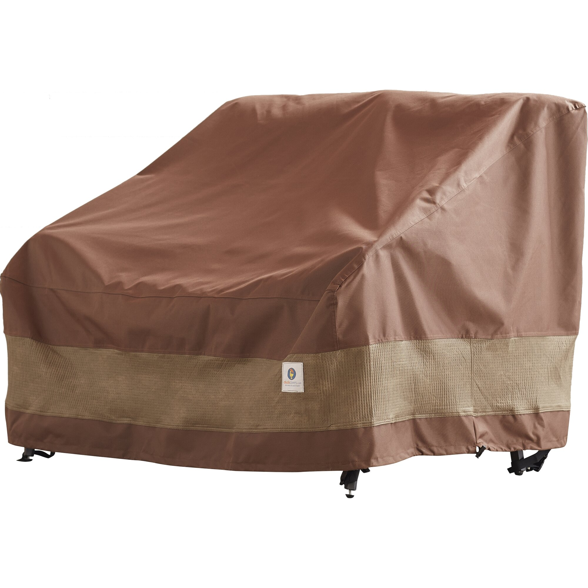 Symple Stuff Ultimate Patio Loveseat Cover & Reviews