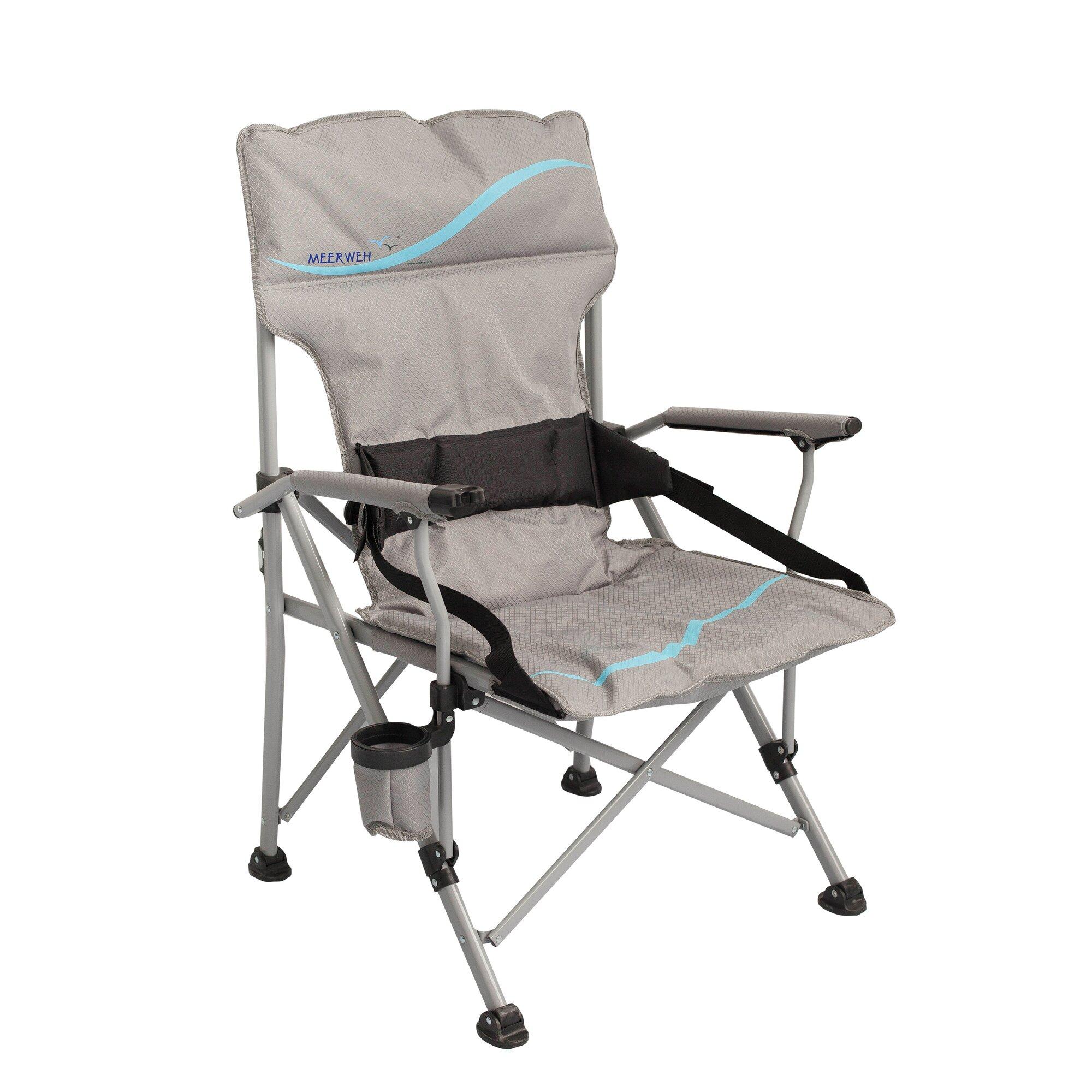 caracella campingstuhl meerweh mit getr nkehalter. Black Bedroom Furniture Sets. Home Design Ideas