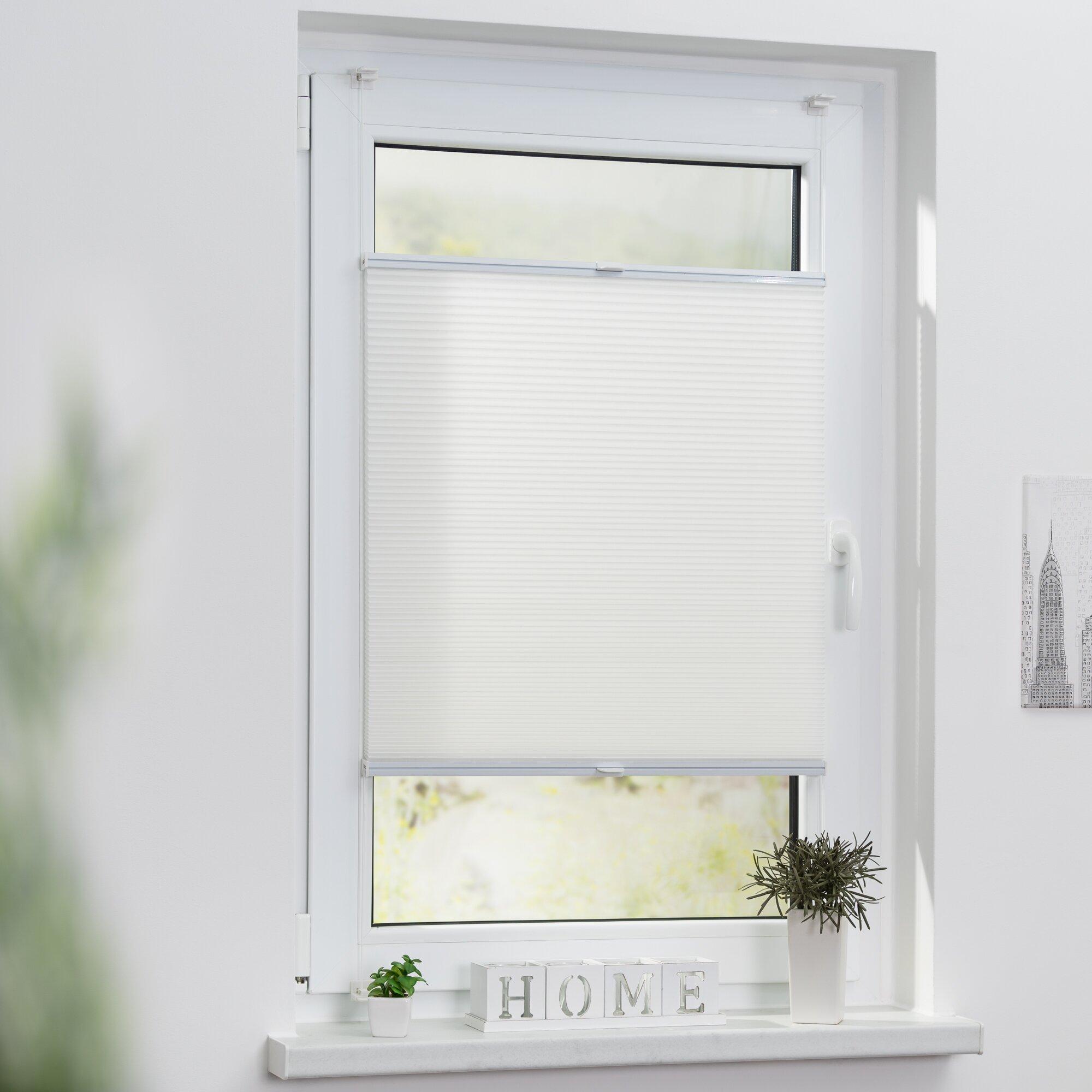 lichtblick plissee klemmfix top. Black Bedroom Furniture Sets. Home Design Ideas