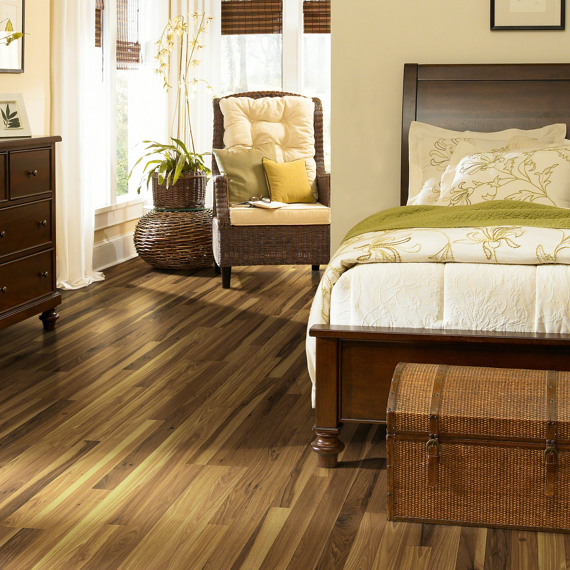 Hickory Laminate Flooring xp highland hickory 10 mm thick x 4 78 in wide x Fairfax Hickory Laminate In Belle Haven