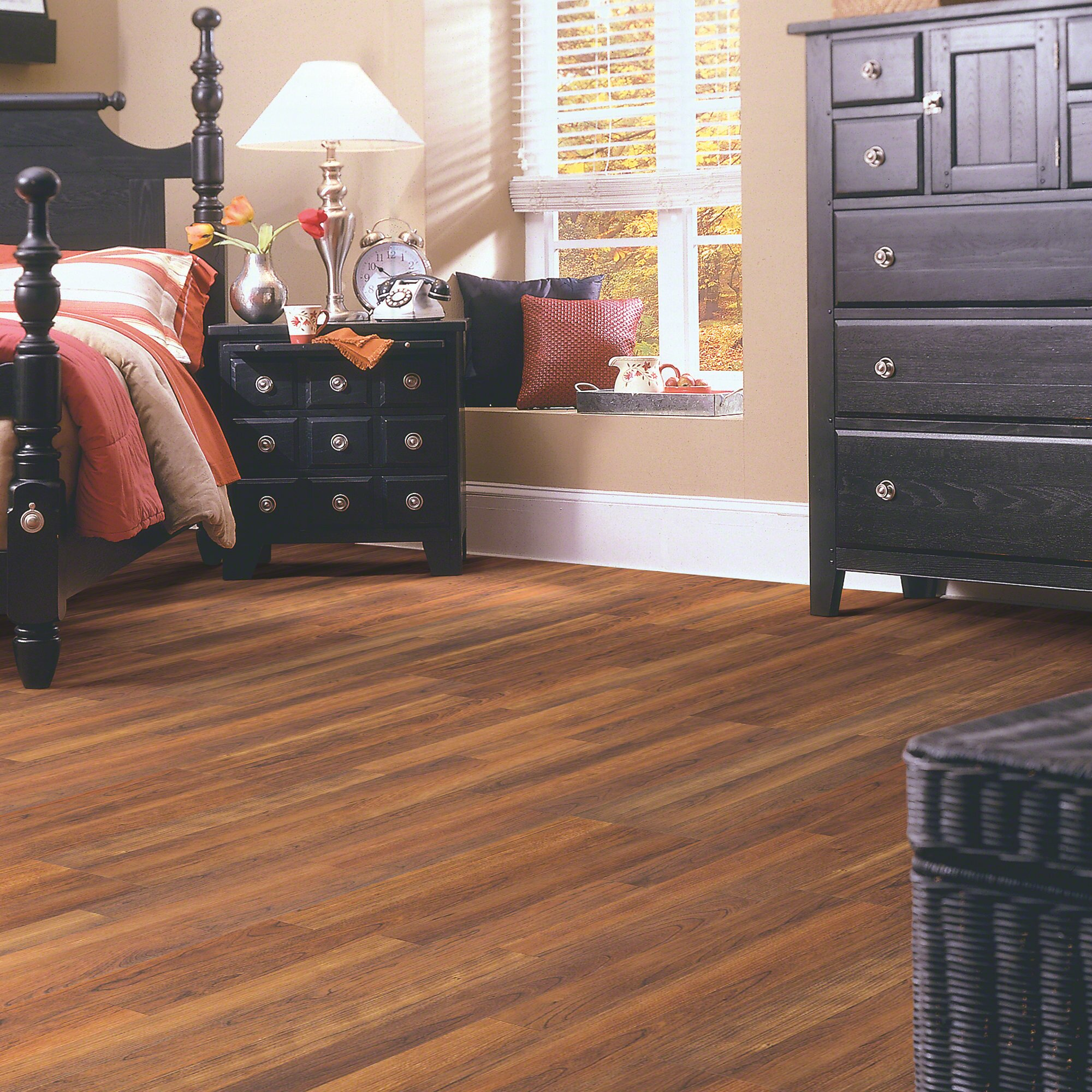 Cherry Laminate Flooring harmics brazilian cherry laminate flooring with beveled edges made by unilin Fairfax Cherry Laminate In Woodlawn