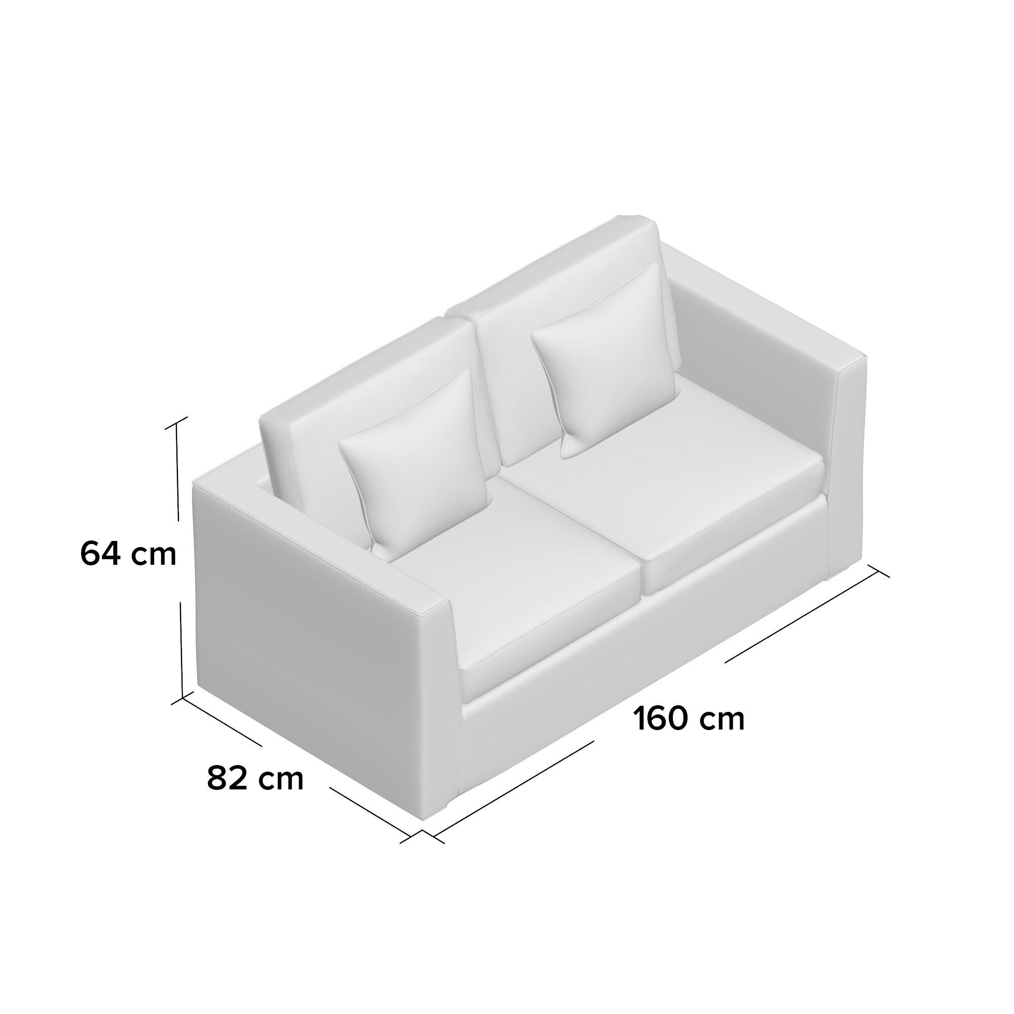kyoto 2 sitzer schlafsofa bewertungen. Black Bedroom Furniture Sets. Home Design Ideas