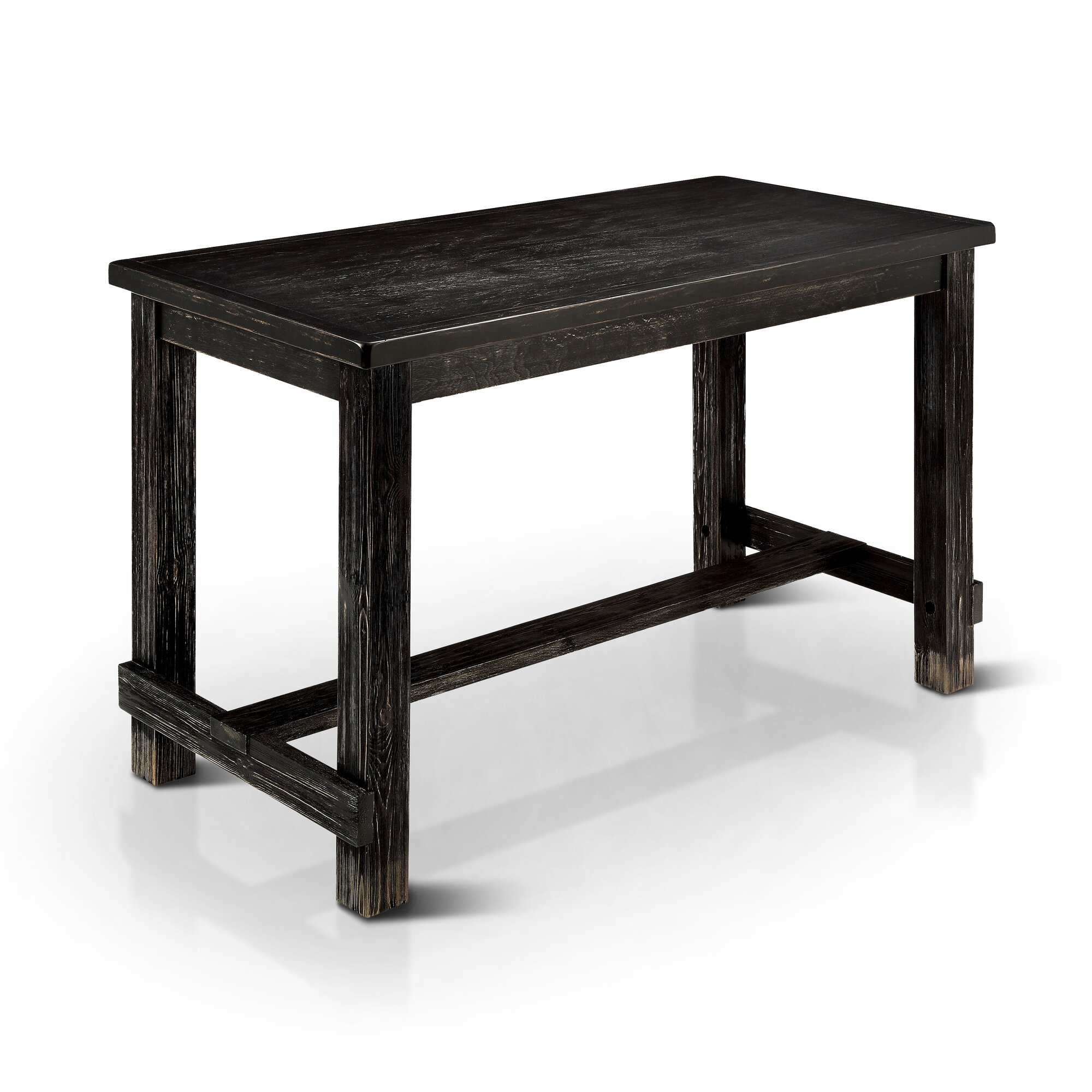 matthew counter height pub table reviews birch lane. Black Bedroom Furniture Sets. Home Design Ideas