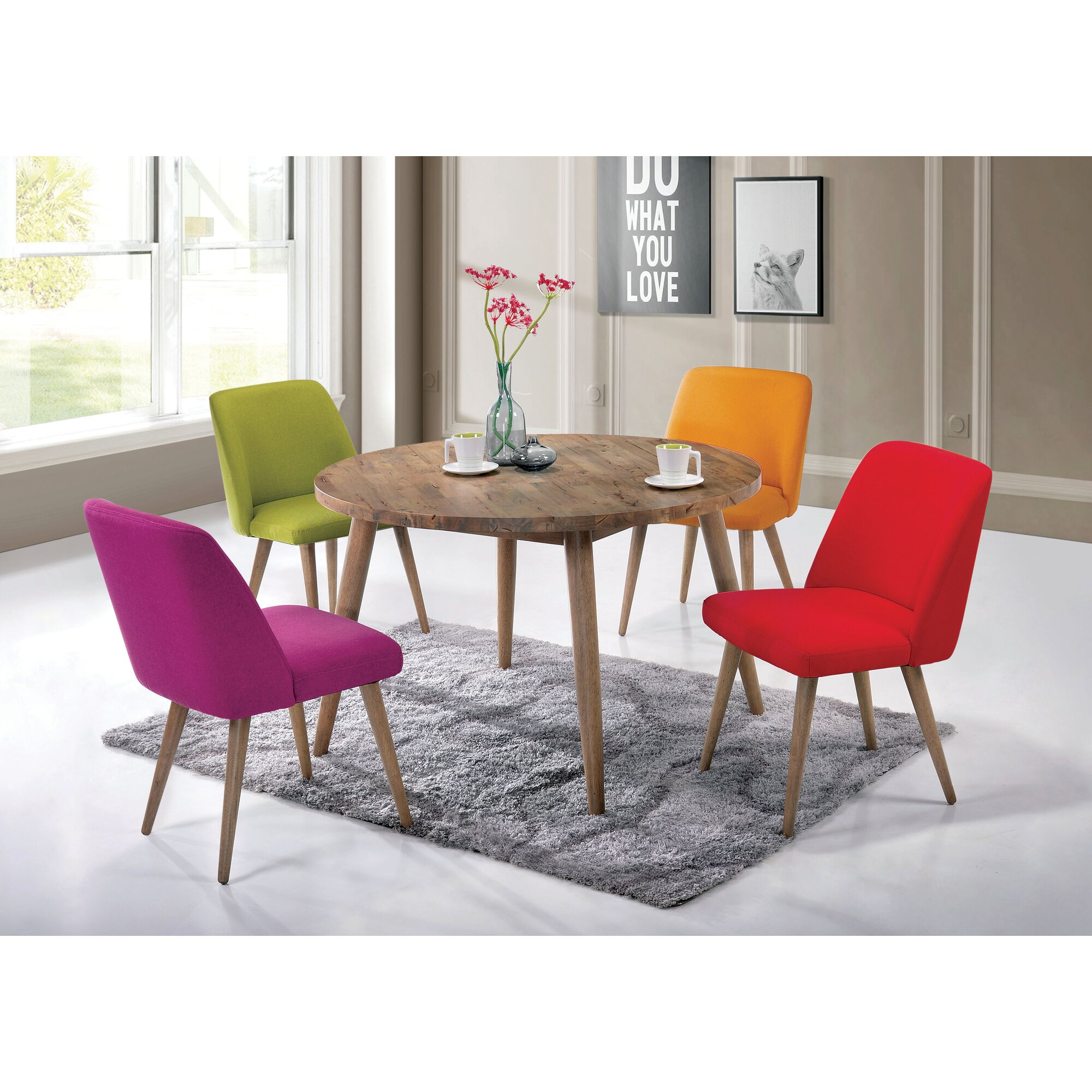 dining table mid century modern