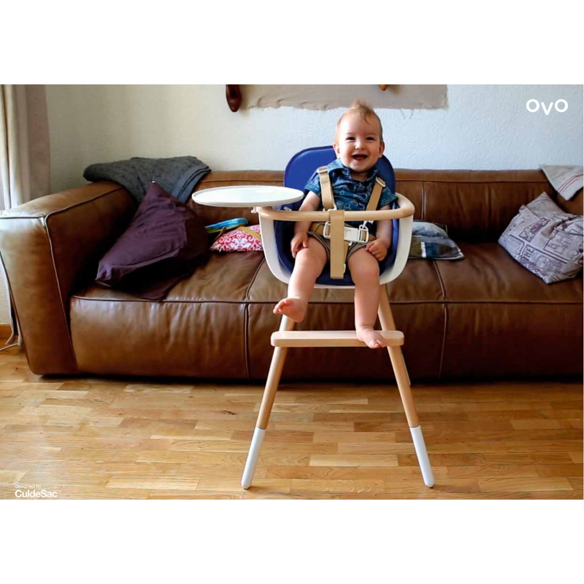 Ovo high chair reviews - Ovo One High Chair