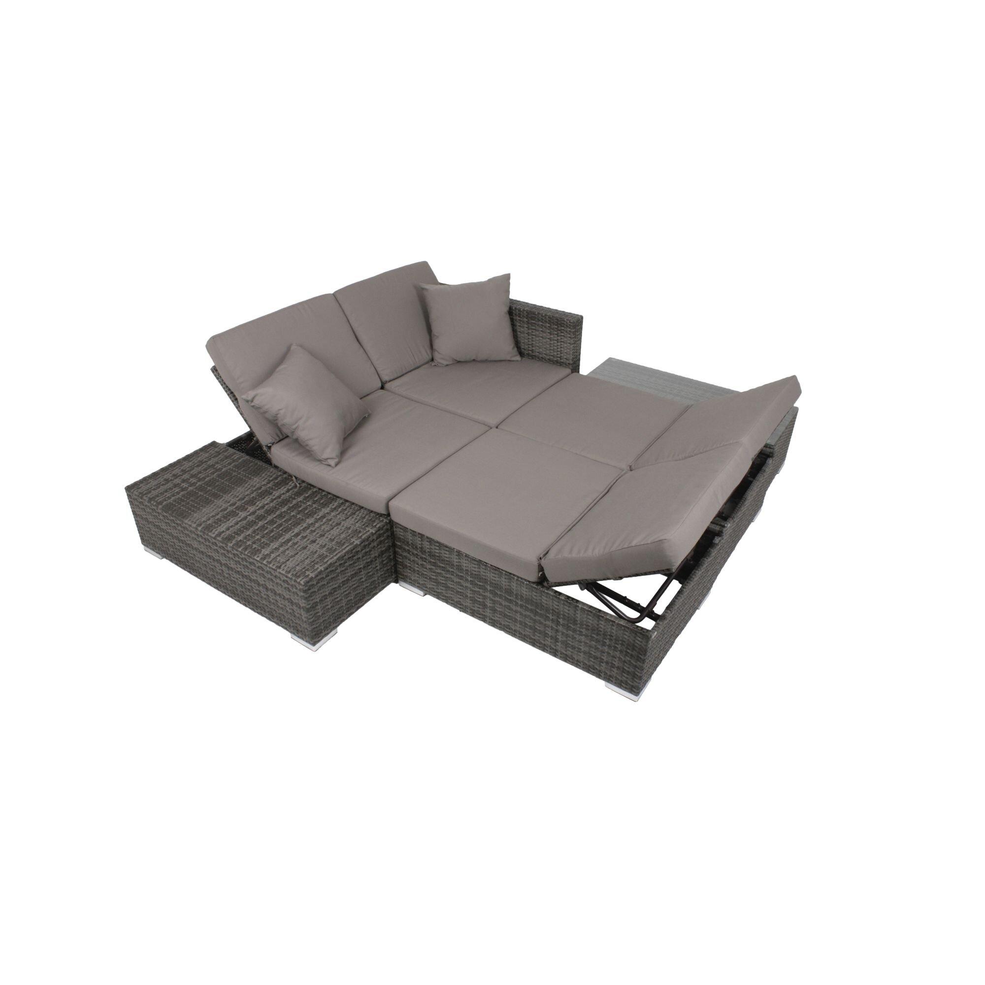 Kampen living 4 sitzer sofa set eva bewertungen for Sofa 4 sitzer