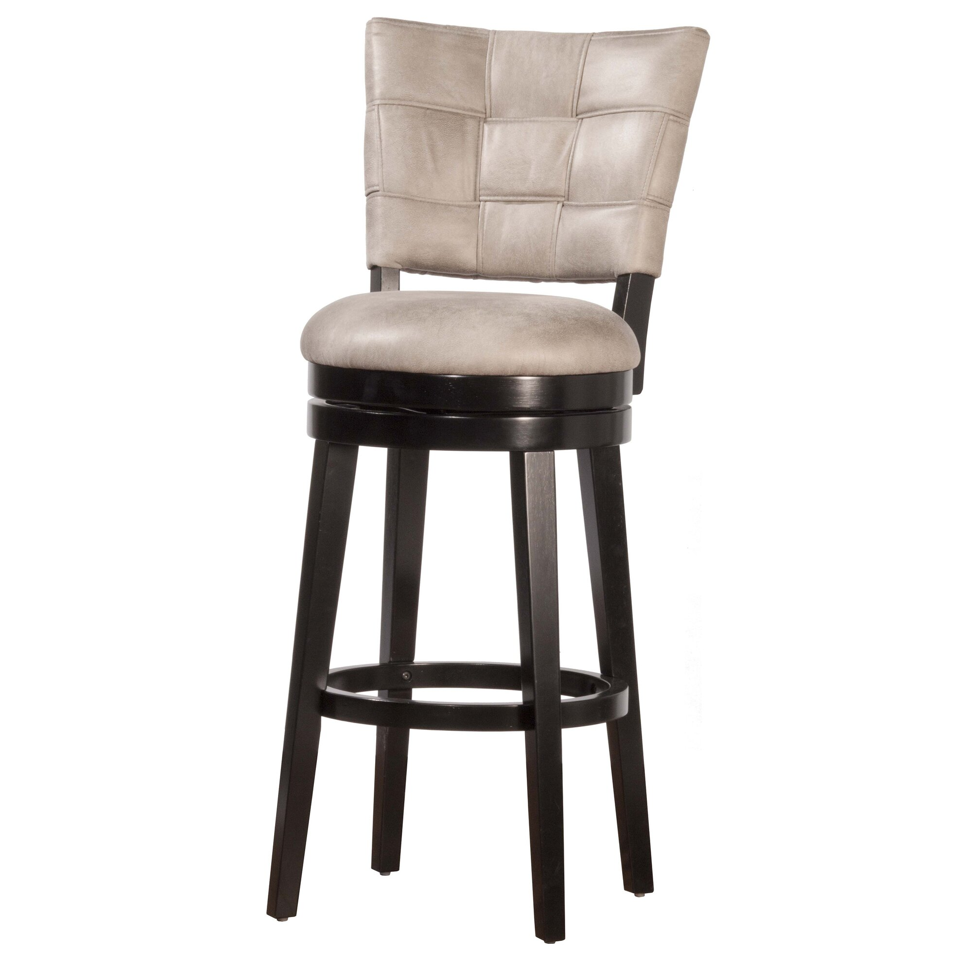 Red Barrel Studio Leonore 32 Quot Swivel Bar Stool Wayfair Ca
