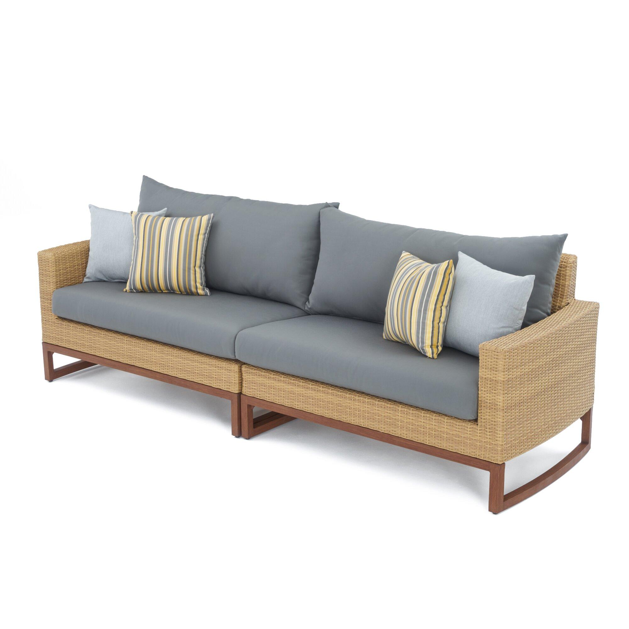 Addison 6 Piece Sectional Seating Group with Cushions : Joss u0026 Main