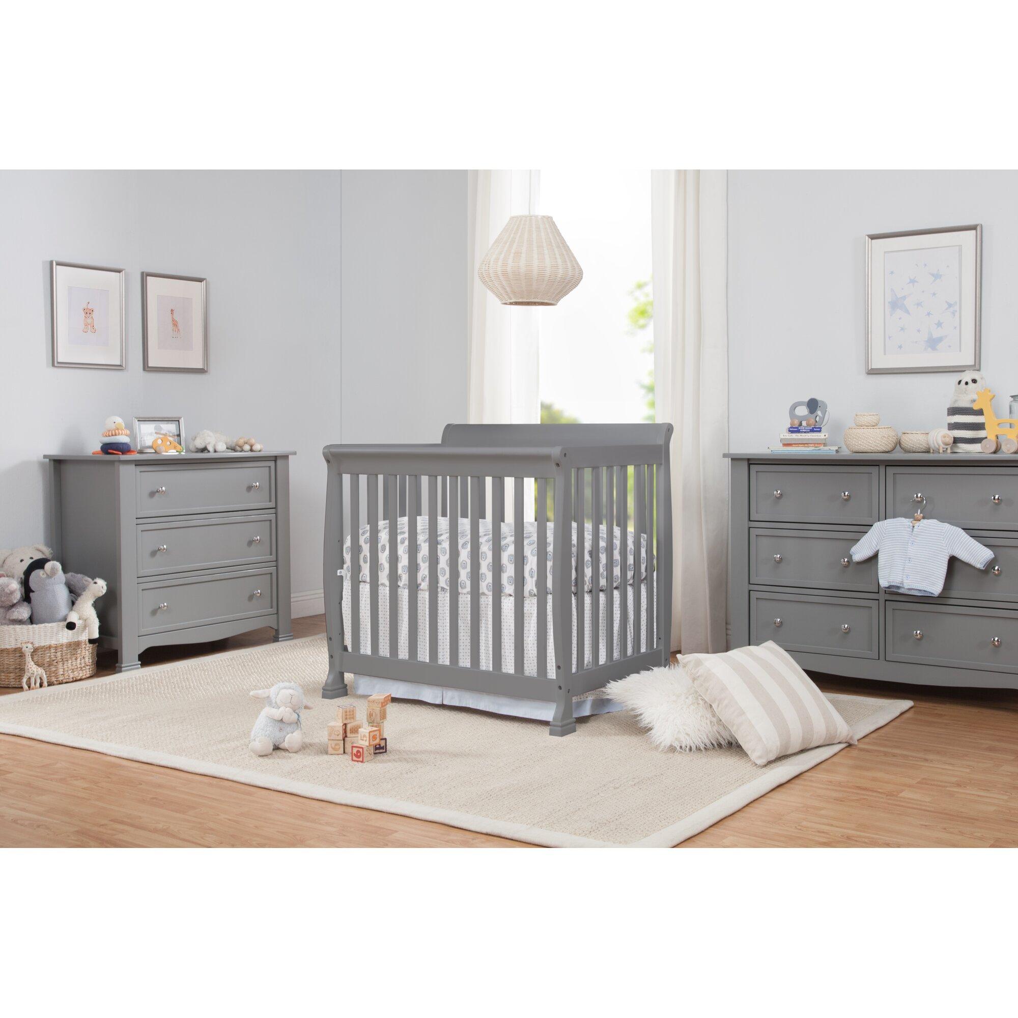 Used crib for sale ottawa - Kalani 2in1 Convertible Mini Crib