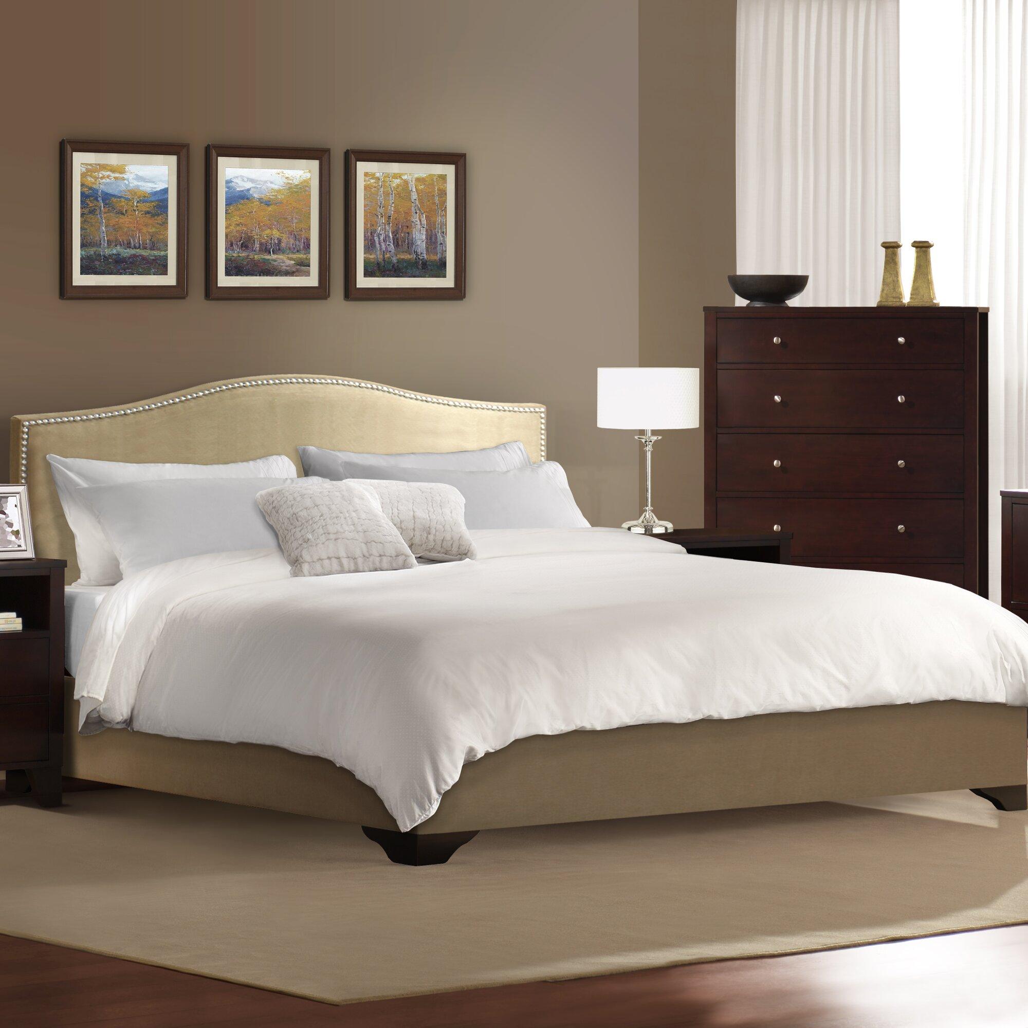 LifeStyle Solutions Magnolia Platform 4 Piece Bedroom Set ...