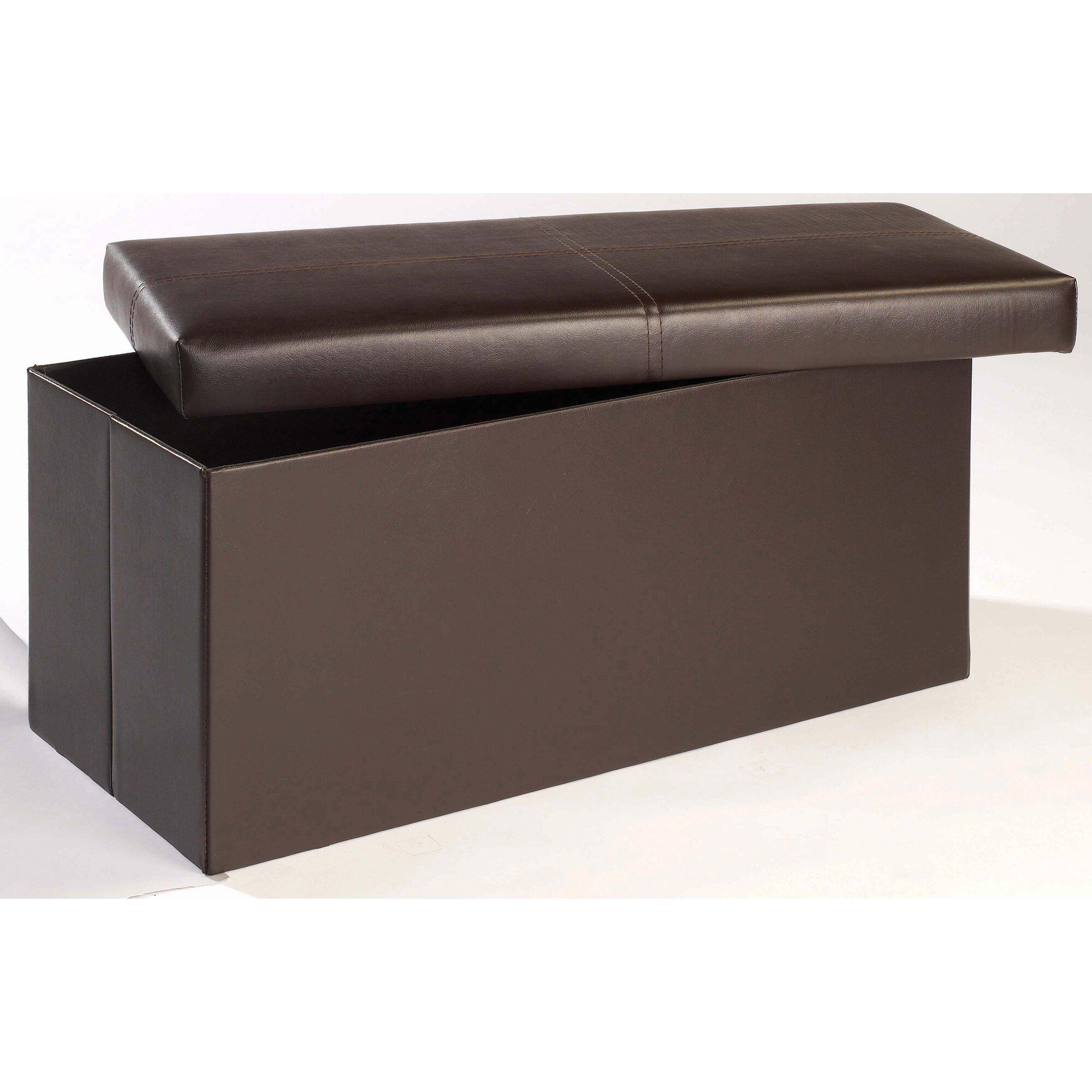 all home hocker aragone mit stauraum bewertungen. Black Bedroom Furniture Sets. Home Design Ideas