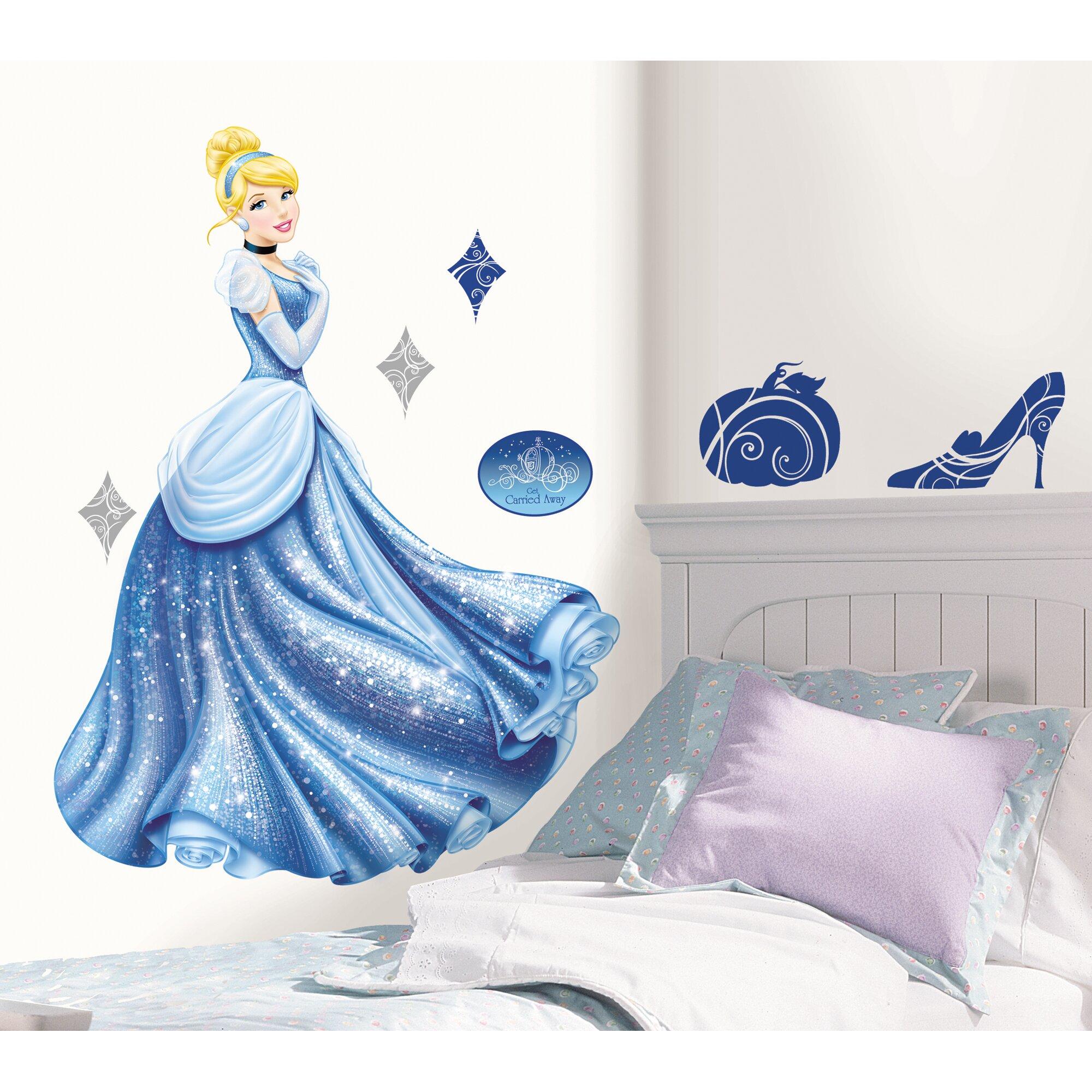 Cinderella Bathroom Decor