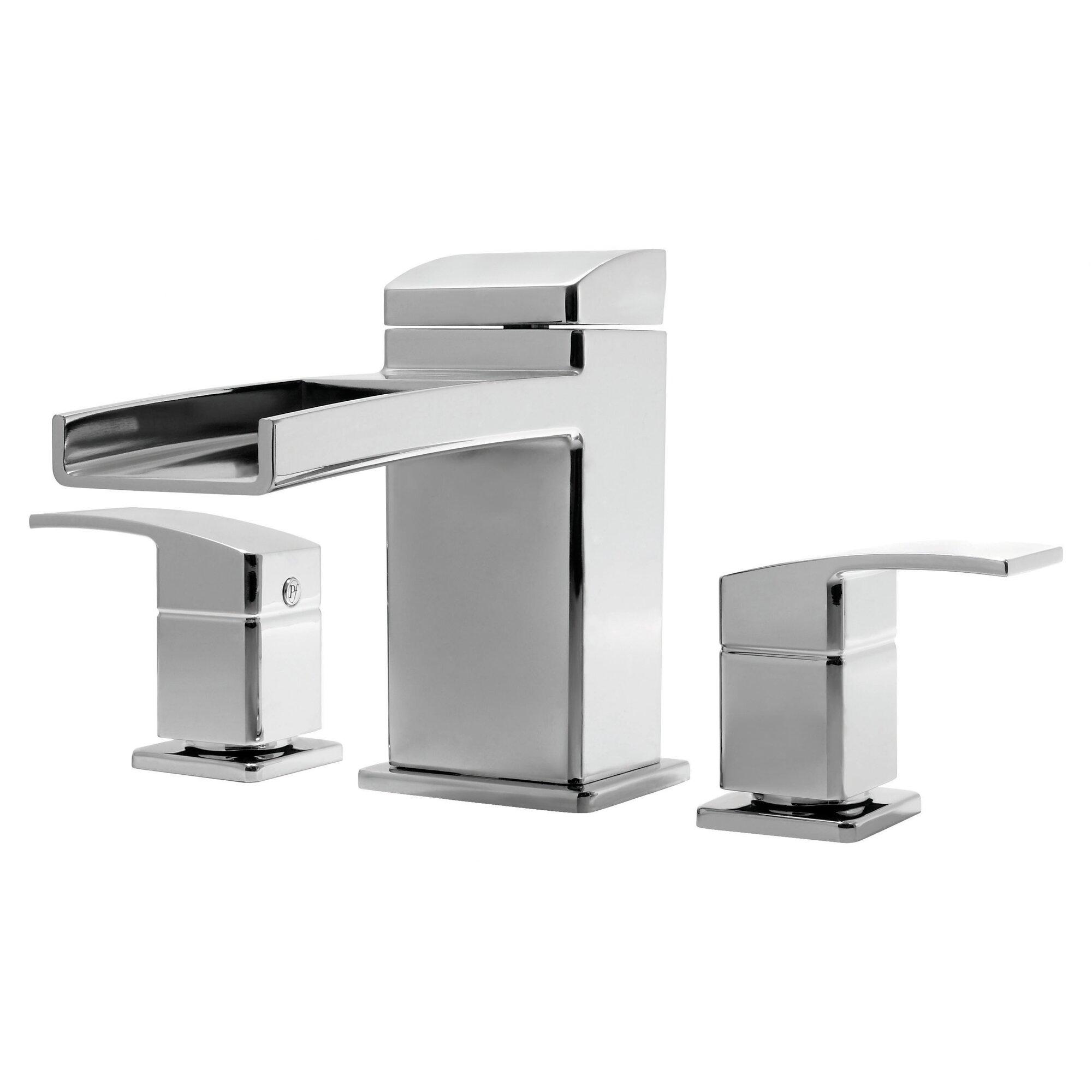Modern Tub Faucets AllModern - Wall mount roman tub filler