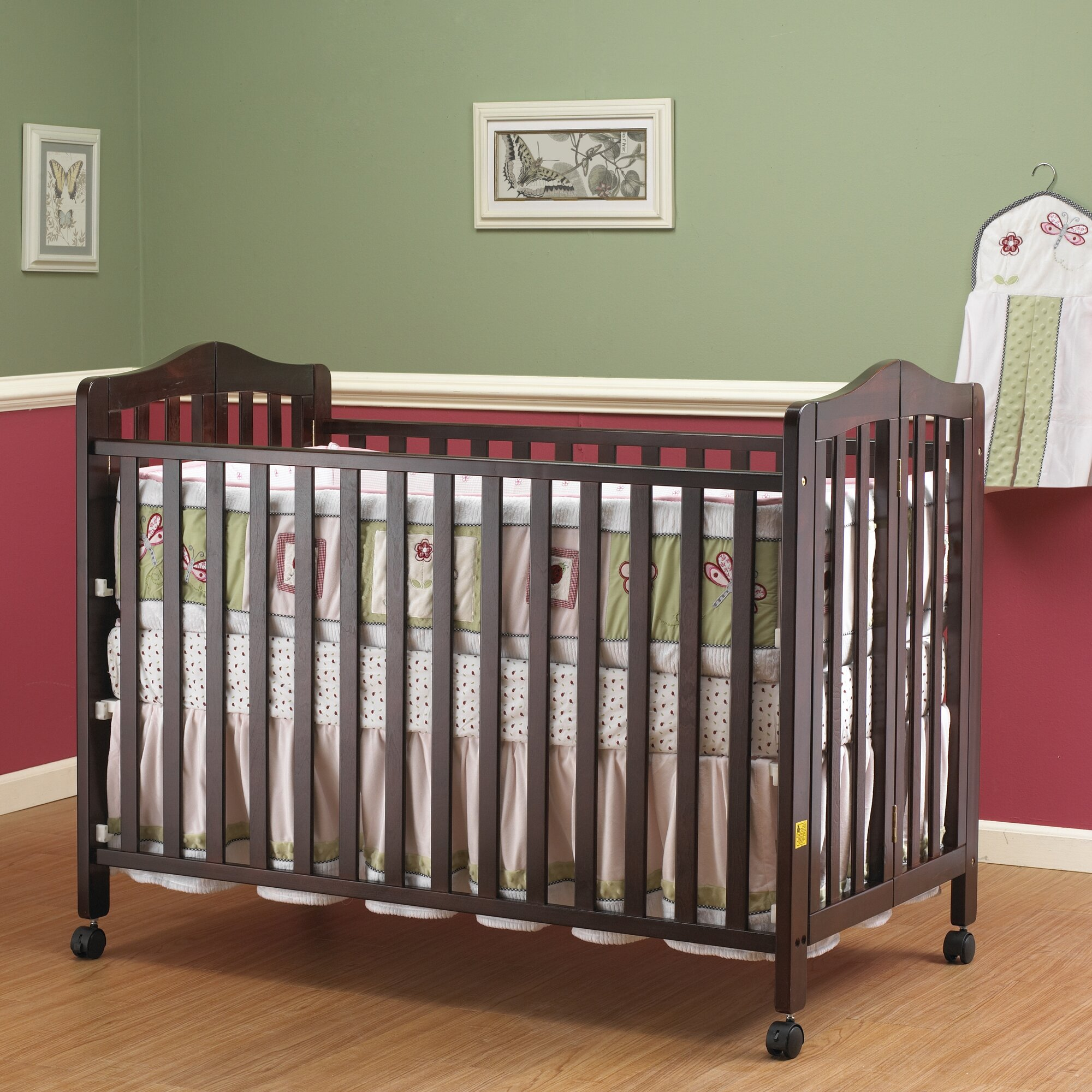 baby dream s products choose in delta brookside children crib convertible fixed pin cribs babies side