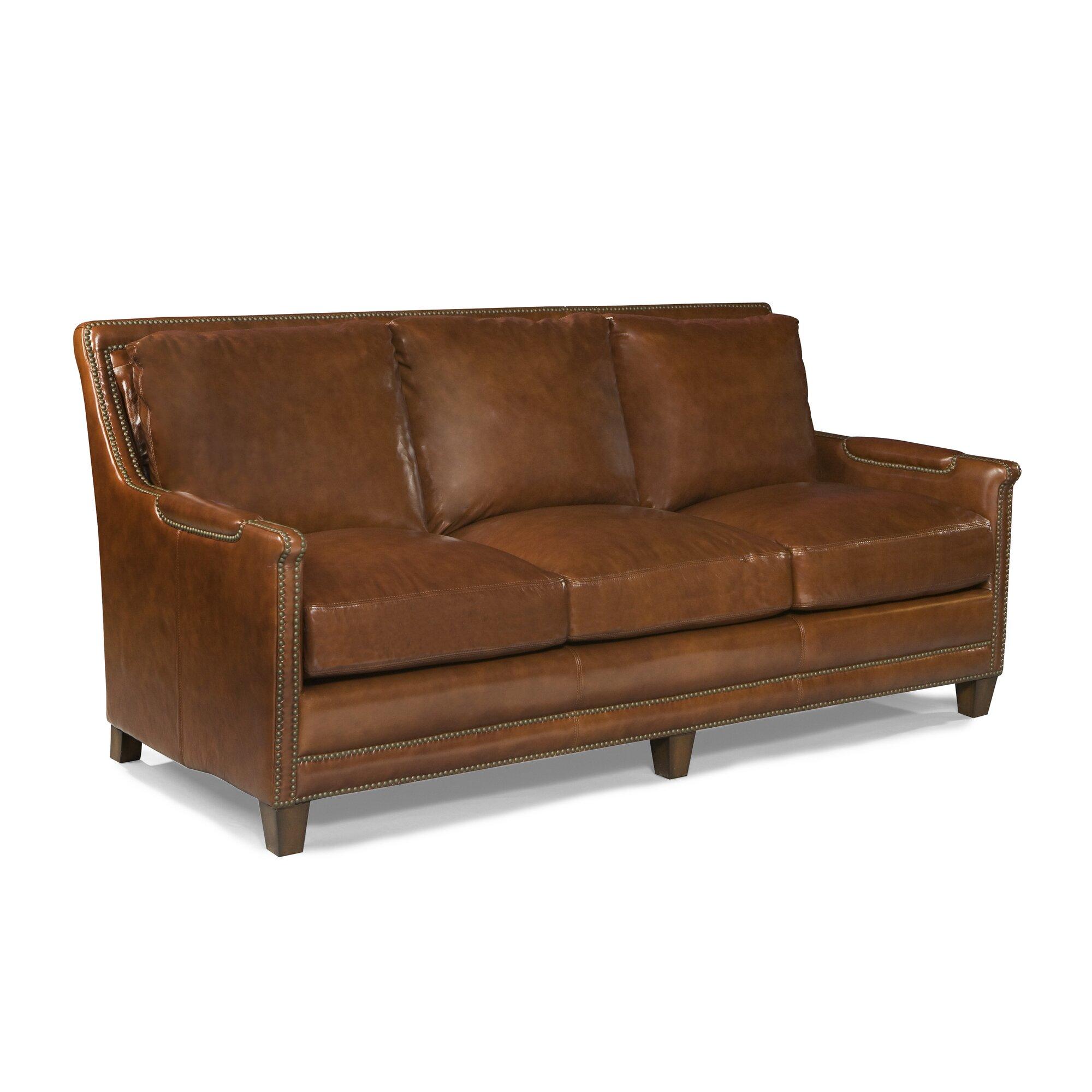 High Quality ... Marissa 78 Leather Sofa · Arizona ...