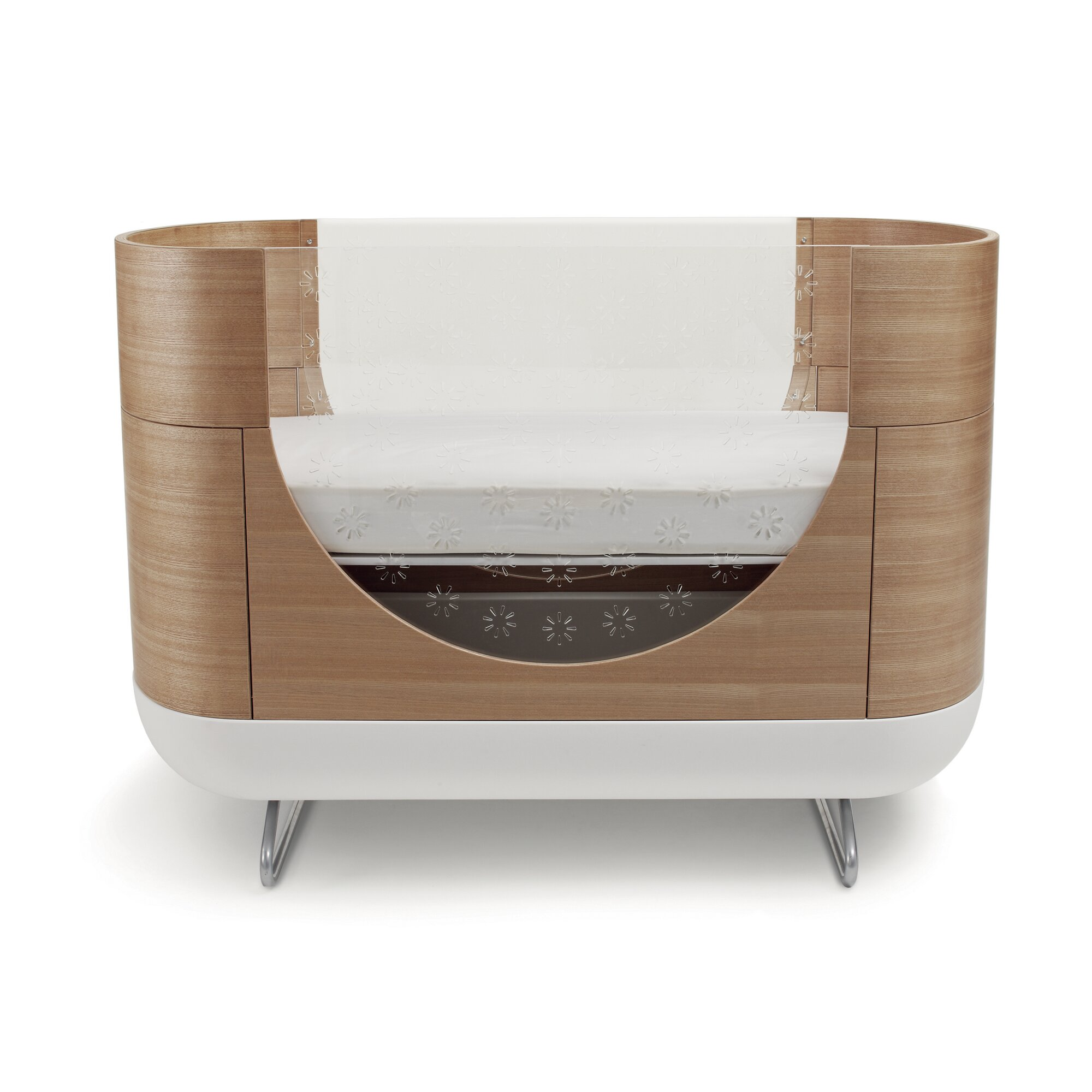 contemporary crib - modern contemporary cribs allmodern