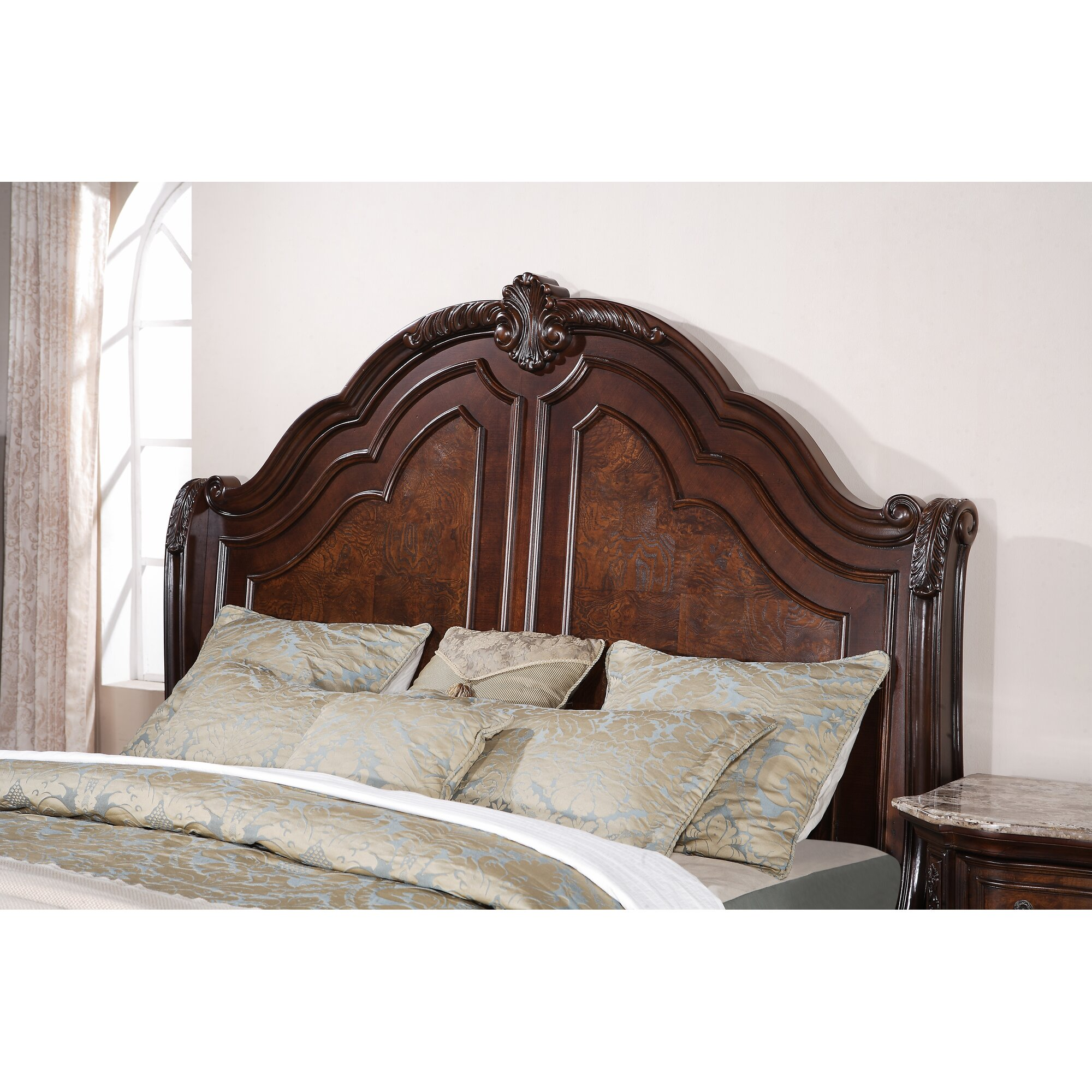 Samuel Lawrence Edington Panel Customizable Bedroom Set & Reviews ...