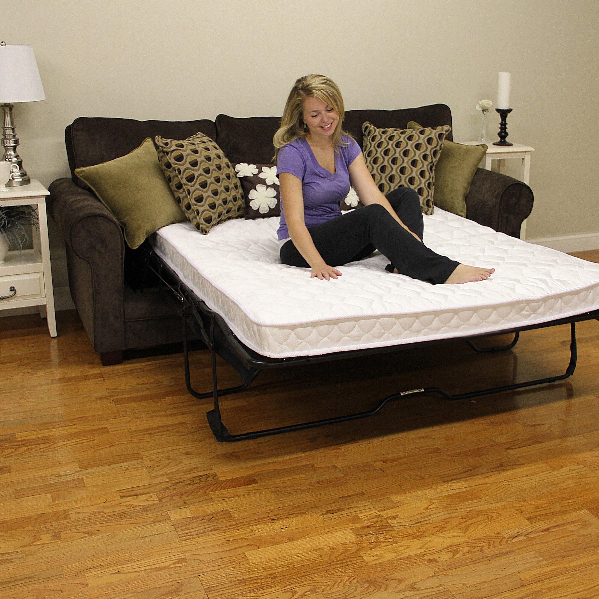 Modern Sleep Memory Foam 45 Sofa Bed Mattress Multiple Sizes