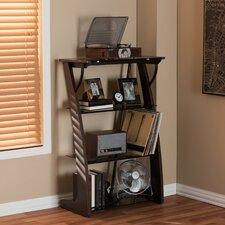 Baxton Studio Futura 43 Etagere Bookcase by Wholesale Interiors