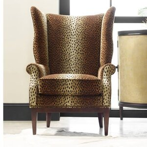 Aurora Wingback Chair by Sam Moore