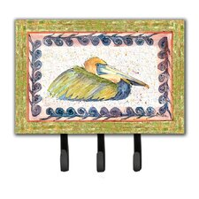 Pelican Key Holder by Caroline's Treasures