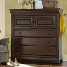 Baily 3 Drawer Dressing Chest by Darby Home Co