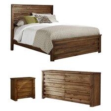 Melrose Platform Customizable Bedroom Set by Loon Peak