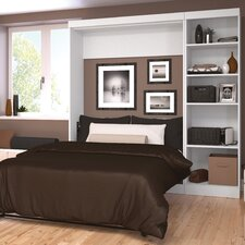 Walley Full/Double Murphy Bed by Brayden Studio