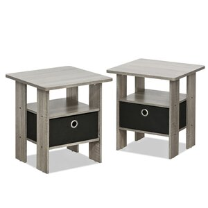 Joseph End Table (Set of 2) by Andover Mills