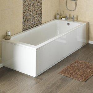 Linton Eternalite Square Standard Soaking Bathtub