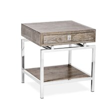 Kensley End Table by Interlude