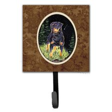 Starry Night Rottweiler Leash Holder and Wall Hook by Caroline's Treasures