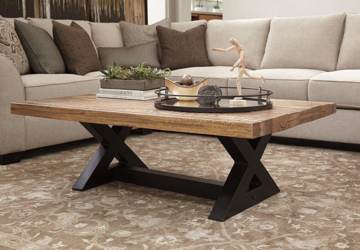 signature designashley wesling coffee table & reviews | wayfair