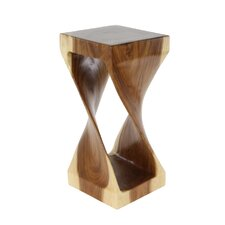 Braeburn End Table by World Menagerie