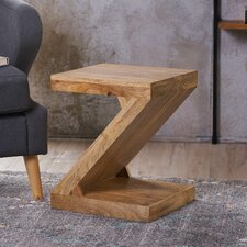 Wiest Wood End Table by Varick Gallery