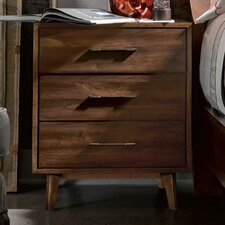 Norton 2 Drawer Nightstand by 17 Stories